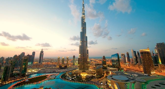 Most excellent tourist attractions in UAE