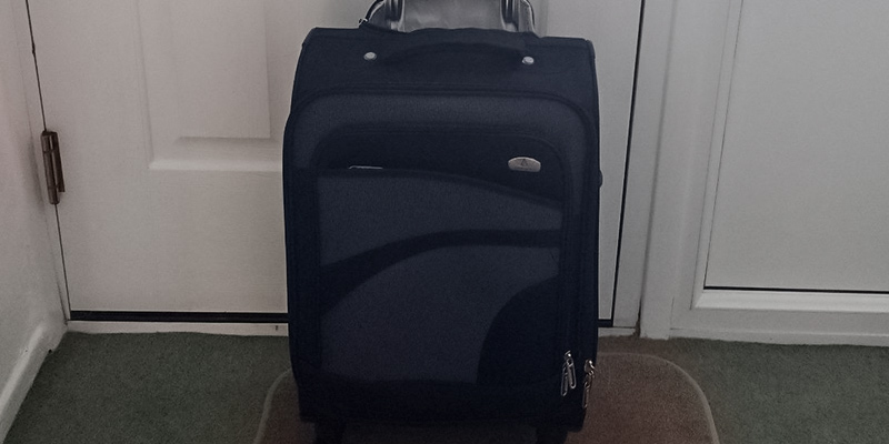 Calpak luggage get reviewed by user bags