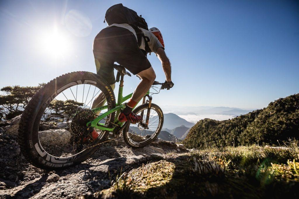 6 reasons to choose a mountain bike