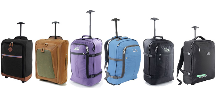 A place to find the best children's luggage